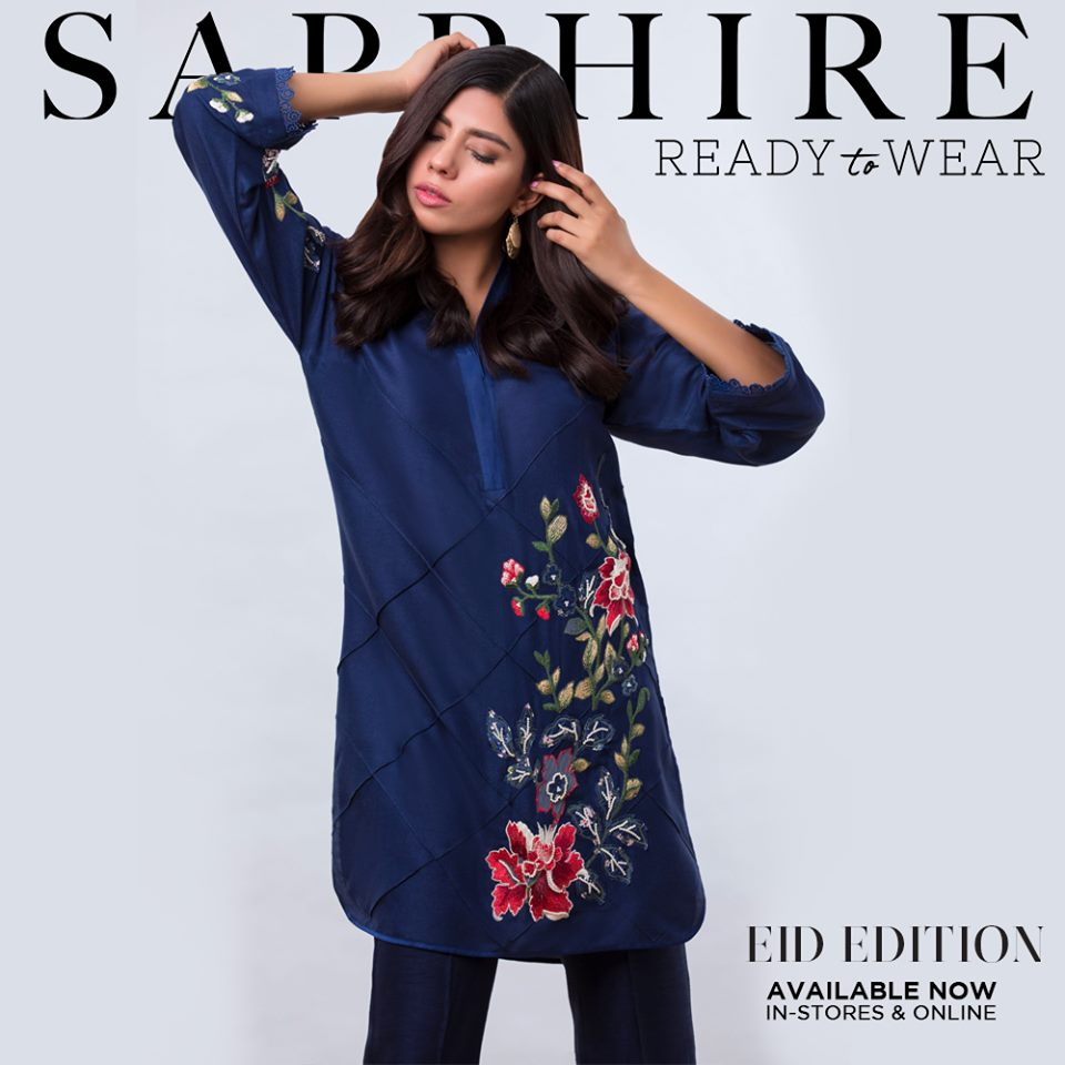 Sapphire-eid-collection-2019-for-girls