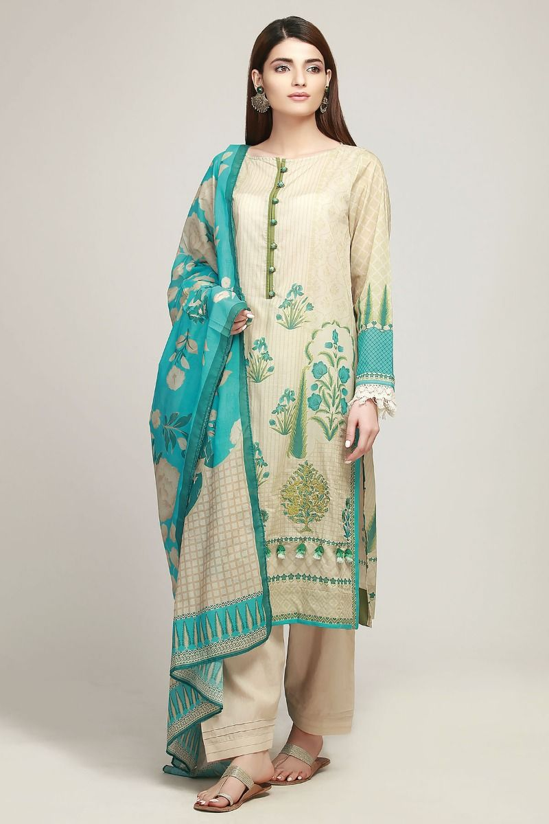 Khaadi Latest Summer Lawn Dresses 2020 Collection