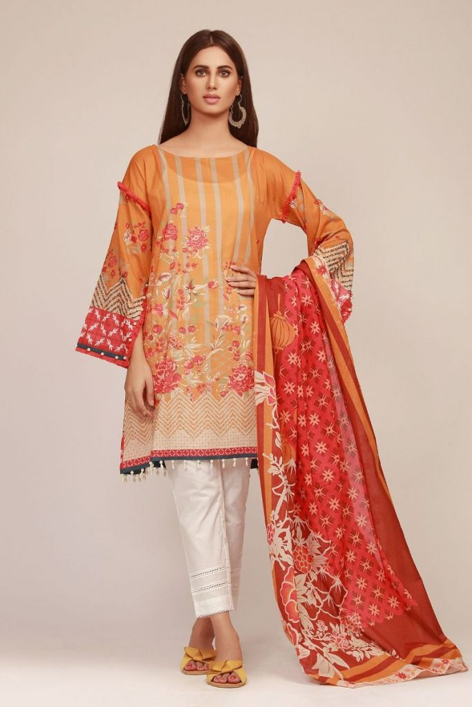 Khaadi Latest Summer Lawn Dresses Collection 2020