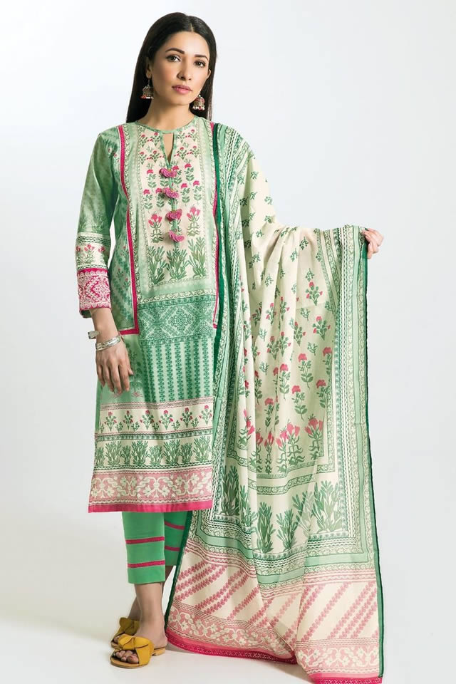 Khaadi-lawn-dresses-collection-2019