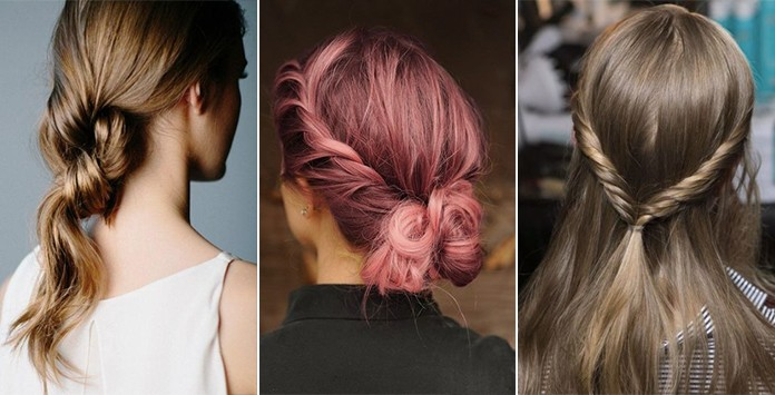 the-simple-twist-hairstyle-for-summer-2019