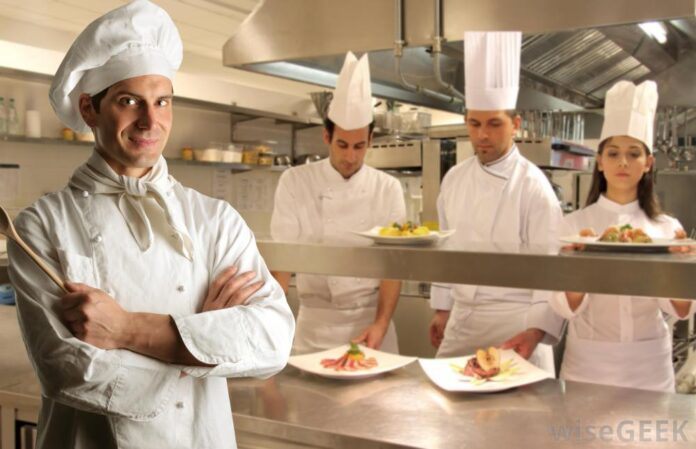 different-types-of-chef-headwear