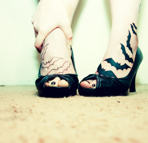 foot-tattoos-for-girls