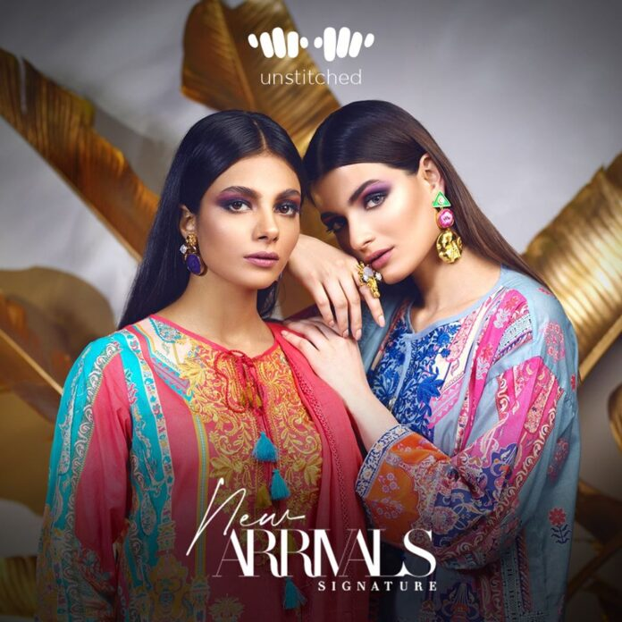 Khaadi New Arrival Unstitched Embroidered Collection