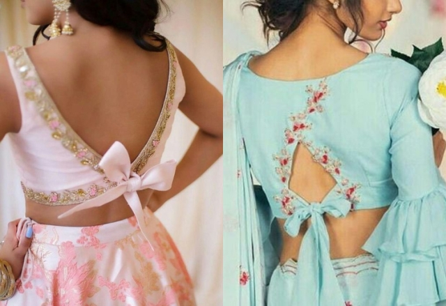 blouse-designs-with-bow-on-back